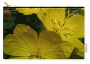 Yellow  Shade Carry-all Pouch