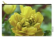 Yellow Shy Carry-all Pouch
