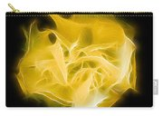Yellow Solar Plexus Chakra Carry-all Pouch