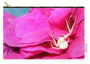 Yellow Spider Carry-all Pouch