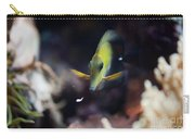 Yellow Spotted Aquarium Fish Carry-all Pouch