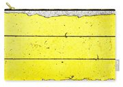 Yellow Stone Carry-all Pouch