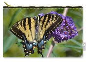 Yellow Swallowtail Butterfly Two Carry-all Pouch