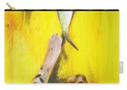 Yellow Tail Carry-all Pouch