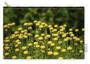 Yellow Tansy Carry-all Pouch