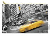 Yellow Taxi Nyc Carry-all Pouch