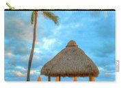Yellow Tiki Carry-all Pouch