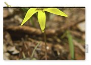 Yellow Trout Lily 1 Carry-all Pouch