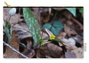 Yellow Trout Lily 2 Carry-all Pouch