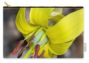 Yellow Trout Lily Carry-all Pouch