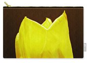 Yellow Tulip 3 Carry-all Pouch