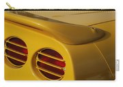 Yellow Vette Lights Carry-all Pouch
