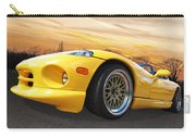 Yellow Viper Rt10 Carry-all Pouch