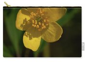 Yellow Wood Anemone 3 Carry-all Pouch