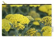 Yellow Yarrow Carry-all Pouch