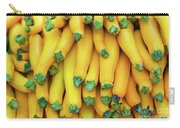 Yellow Zucchini Carry-all Pouch