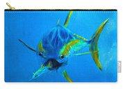 Yellowfin Tuna Three Carry-all Pouch