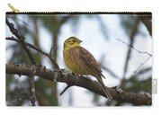 Yellowhammer Carry-all Pouch