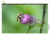 Yellowhead Bumblebee Carry-all Pouch