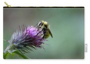 Yellowhead Bumblebee Two Carry-all Pouch