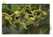 Yellowish Orchids Carry-all Pouch