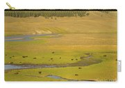 Yellowstone Bison 2 Carry-all Pouch