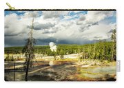 Yellowstone Colors #3 Carry-all Pouch