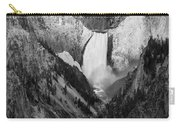 Yellowstone Falls II Carry-all Pouch