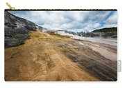 Yellowstone Hot Springs Carry-all Pouch