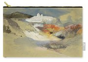 Yellowstone, Hot Springs, July 21, 1892 Carry-all Pouch