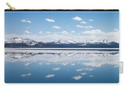 Yellowstone Lake Reflection Carry-all Pouch