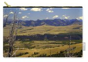 Yellowstone Landscape 2 Carry-all Pouch