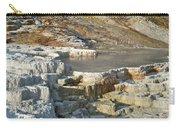 Yellowstone Mineral Features 3 Carry-all Pouch