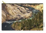 Yellowstone River Canyon Carry-all Pouch