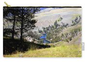 Yellowstone River Vista Carry-all Pouch