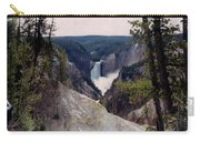 Yellowstone Water Fall Carry-all Pouch