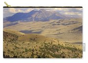 Yellowstone View Carry-all Pouch