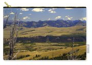 Yellowstone Vista Carry-all Pouch