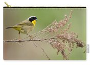 Yellowthroat Warbler Carry-all Pouch