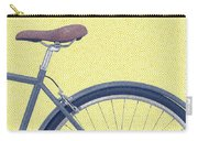 Yelow Bike Carry-all Pouch