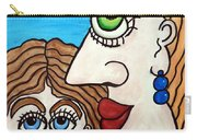Yes, Mother... - Oui, Maman... Carry-all Pouch