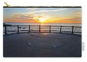 Yes, The Sun Rises To The East Red Rock Park Lynn Shore Drive Carry-all Pouch