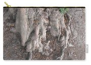 Yew Tree Roots Carry-all Pouch