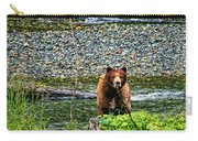Yikes, It's A Grizzly Carry-all Pouch