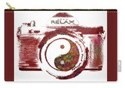 Yin Yang Photo Can Carry-all Pouch
