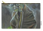 Yoda In Starry Night Carry-all Pouch