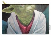 Yoda. Original Acrylic Carry-all Pouch