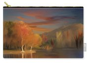 Yorba Linda Lake By Anaheim Hills Carry-all Pouch