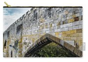 York City Roman Walls Carry-all Pouch
