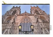 York Minster Carry-all Pouch